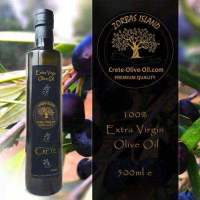 Crete Olive Oil